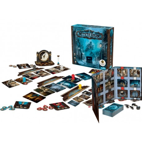 Mysteriuml Libellud doos+ spel