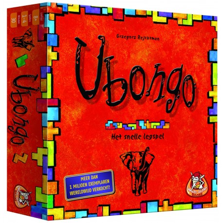 Ubongo doos