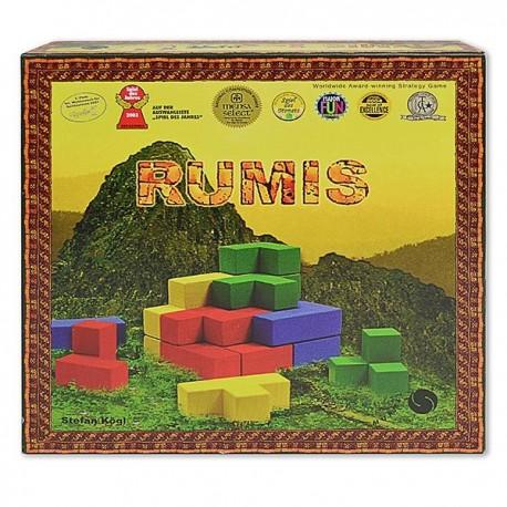 Rumis doos voorkant
