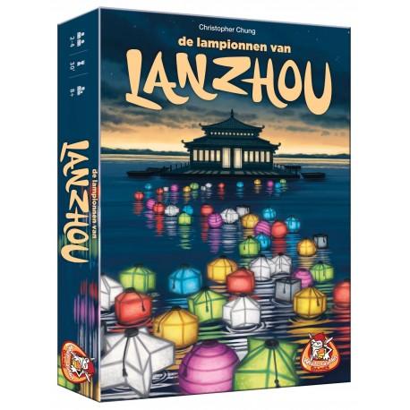 de lampionnen van Lanzhou doos voorkant