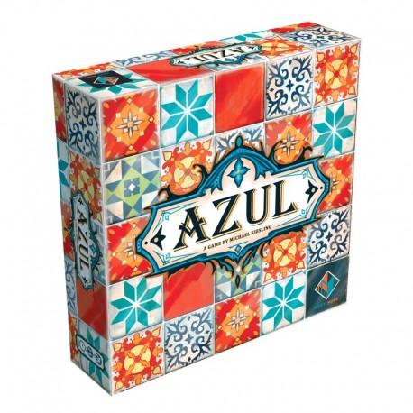 AZUL fabrieksschijven closeup